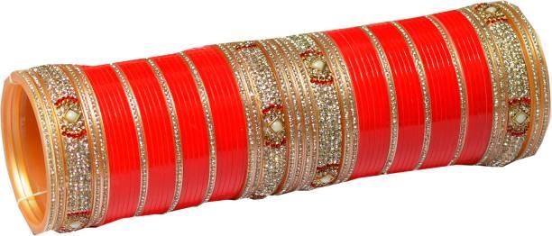 Vivah Bridal Chura Artificial Jewellery - Buy Vivah Bridal Chura