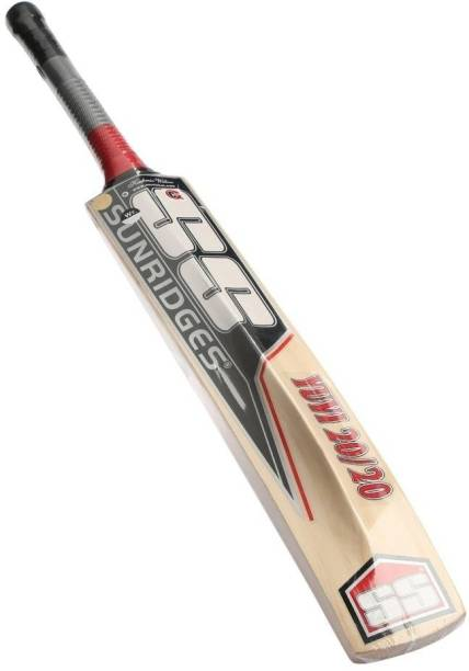488406f1003 SS Yuvi 20-20 Kashmir Willow Kashmir Willow Cricket Bat
