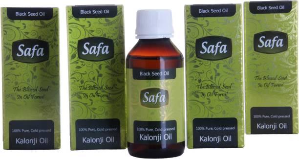 Safa Kalonji seed Oil Pack of 4x100m