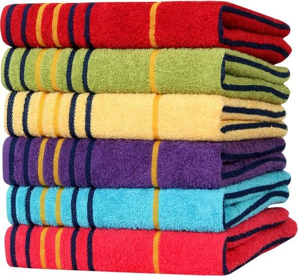 AKIN Cotton 550 GSM Hand Towel Set