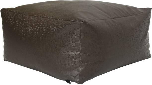 Ikiriya XXL Chair Bean Bag Cover  (Without Beans)