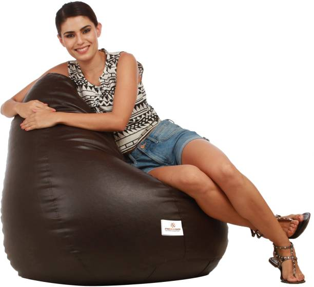 STAR XXXL Classic Teardrop Bean Bag  With Bean Filling