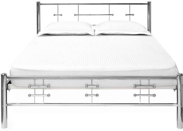 Nilkamal Zeplin Metal King Bed