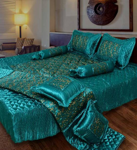 Chelsi Satin Bedding Set