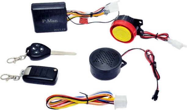 Typhon Two-way Bike Alarm Kit