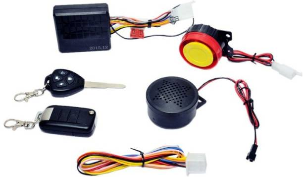 AutoPowerz Two-way Bike Alarm Kit