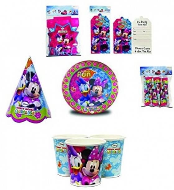 Smartcraft Minnie Mouse Clubhouse Party Box MI-MNCH-PB-006