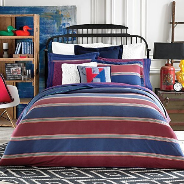 Attractive Tommy Hilfiger Striped