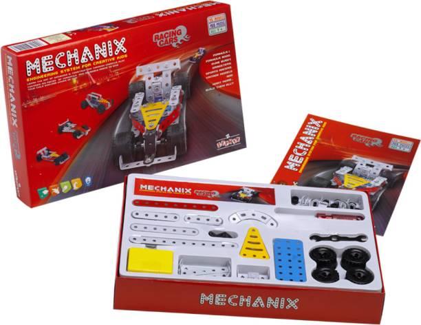ZEPHYR Mechanix Racing Cars-1