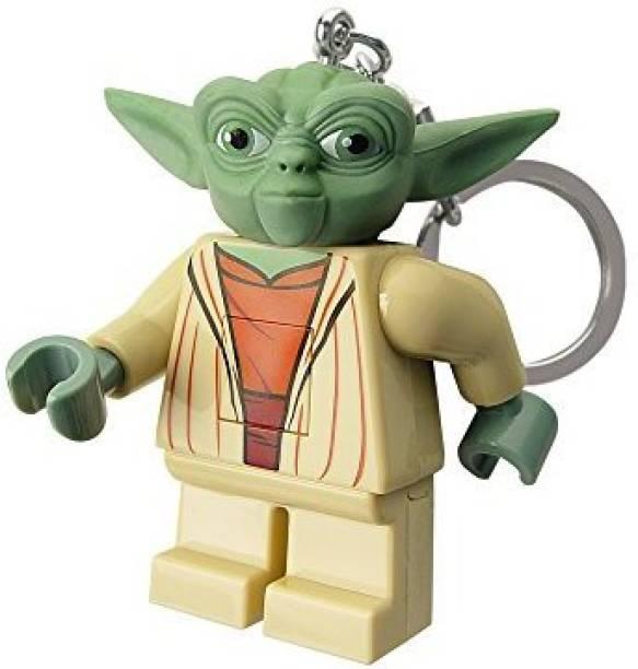 Santoki Lego Star Wars Yoda Key Light