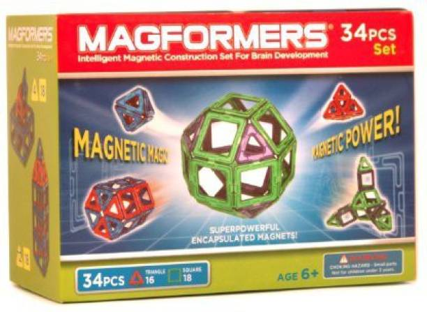 Magformers Toys - Buy Magformers Toys Online at Best Prices