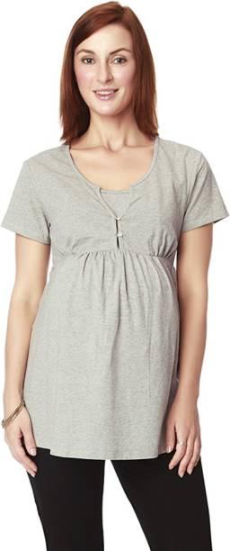 9261d53d70 Nine Maternity Wear Blouses - Buy Nine Maternity Wear Blouses Online ...