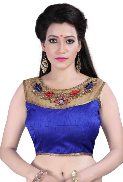 Embroidered Blouse - Buy Embroidered Blouse online at Best Prices in ... 57669d301