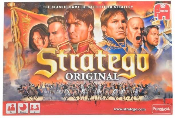 FUNSKOOL Stratego Original Strategy & War Games Board Game