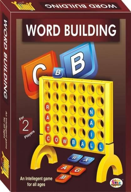 Ekta WORD BUILDING Word Games Board Game
