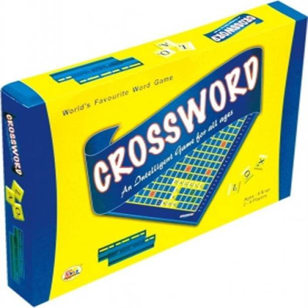 Promobid Crossword Money & Assets Games Board Game
