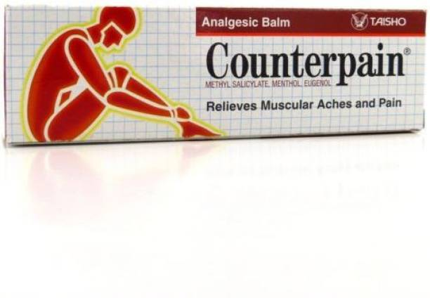 counterpain Analgesic Balm Cream