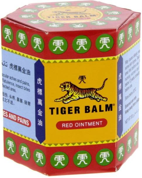 Tiger Balm Red Ointment Balm