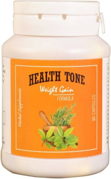 Health Tone Health Tone Weight gain Capsules Regular