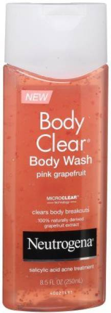 NEUTROGENA Body Clear Pink GrapefruitPack of 3