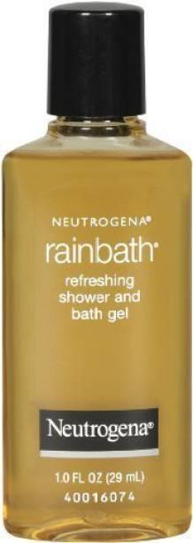 NEUTROGENA Rainbath Refreshing Shower and Bath Gel Travel Size Pack of 2