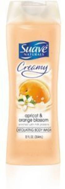 Suave Naturals Creamy Apricot & Orange Blossom Pack of 2