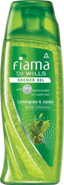 Fiama Di Wills Lemongrass & Jojoba Gentle Exfoliation Shower Gel