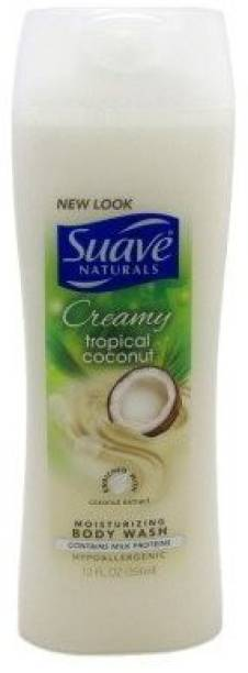 Suave Naturals Tropical Coconut 3 Pack