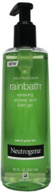 NEUTROGENA Rainbath Renewing Shower And Bath Gel And Green Tea