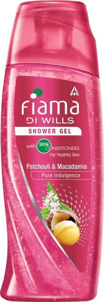 Fiama Di Wills Patchouli & Macadamia Pure Indulgence Shower Gel
