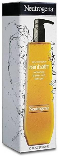 NEUTROGENA Rainbath Refreshing Shower and Bath Gel THREE PACK 120 Total by BEAUTY