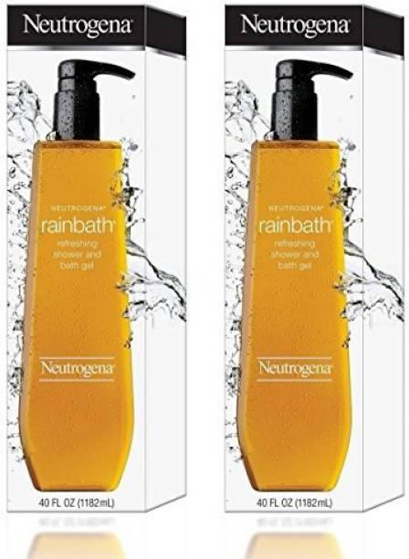 NEUTROGENA Rainbath Refreshing Shower and Bath Gel (Pack of 2)