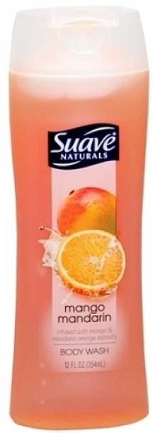 Suave Mango Mandarin Body Wash