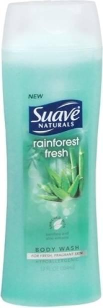 Suave Naturals Body Wash Rainforest Fresh