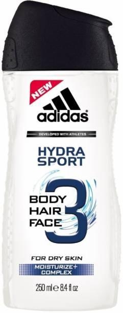 ADIDAS Hydra Sport Body Hair Face 3