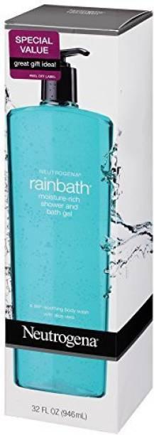 NEUTROGENA Rainbath Moisture Rich Shower and Bath Gel