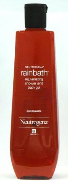 NEUTROGENA Rainbath Rejuvenating Shower and Bath Gel, Pomegranate Fragrance