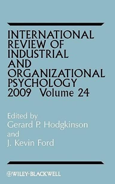Industrial Organizational Psychology Buy Industrial Organizational
