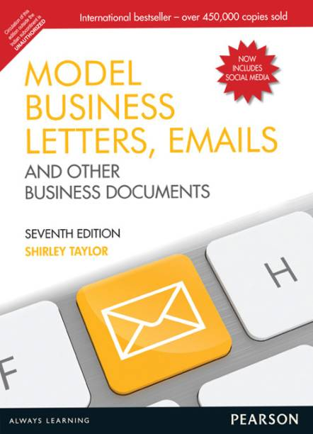 Model Business Letters, Emails and Other Business Documents,