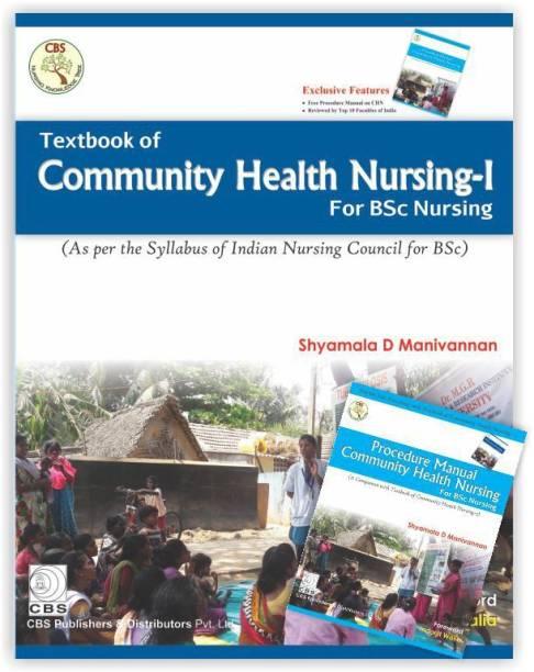 Textbook of Community Health Nursing-I