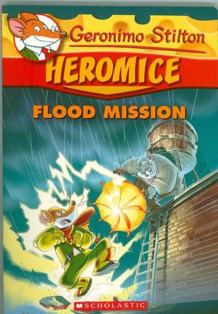 Heromice Flood Mission