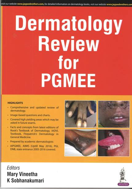 Dermatology Review For PGMEE