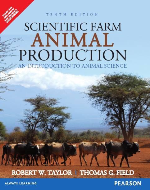 Scientific Farm Animal Production 10th  Edition