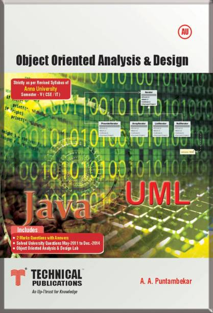 A a puntambekar books store online buy a a puntambekar books object oriented analysis and design for anna university v cseit 2013 fandeluxe Image collections