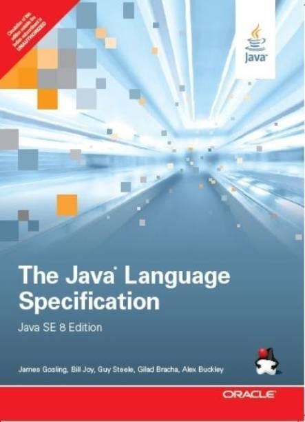 The Java Language Specification - Java SE 8th  Edition