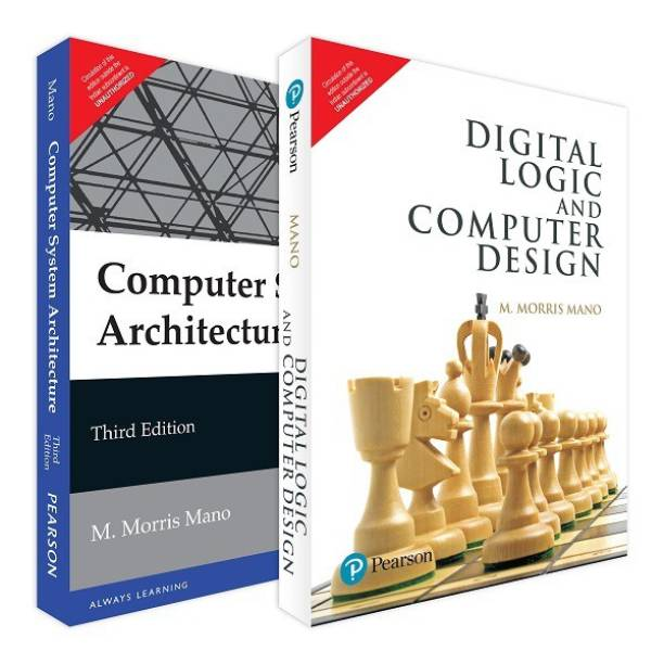 M morris mano books store online buy m morris mano books online at digital logic computer system architecture combo by mano for computer science engineering cse fandeluxe Image collections