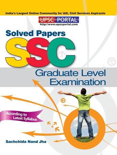 UPSC Portal SSC Graduate Level Examination Solved Papers PB