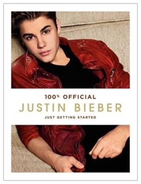 9c8de676e4 Justin Bieber Books - Buy Justin Bieber Books Online at Best Prices ...