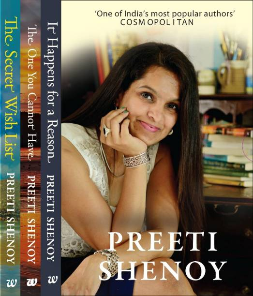 251bc9037301 Preeti Shenoy Books - Buy Preeti Shenoy Books Online at Best Prices ...