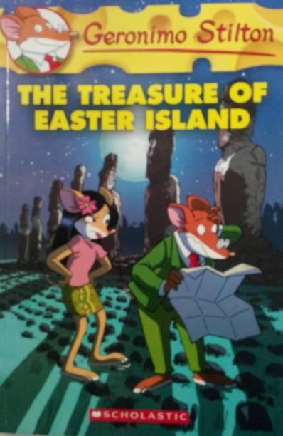Geronimo Stilton #60 : The Treasure of Easter Island
